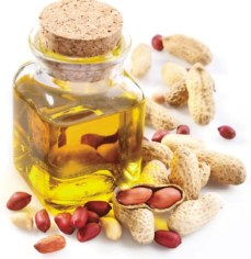 Peanut Oil: Massage once per week for arthritis